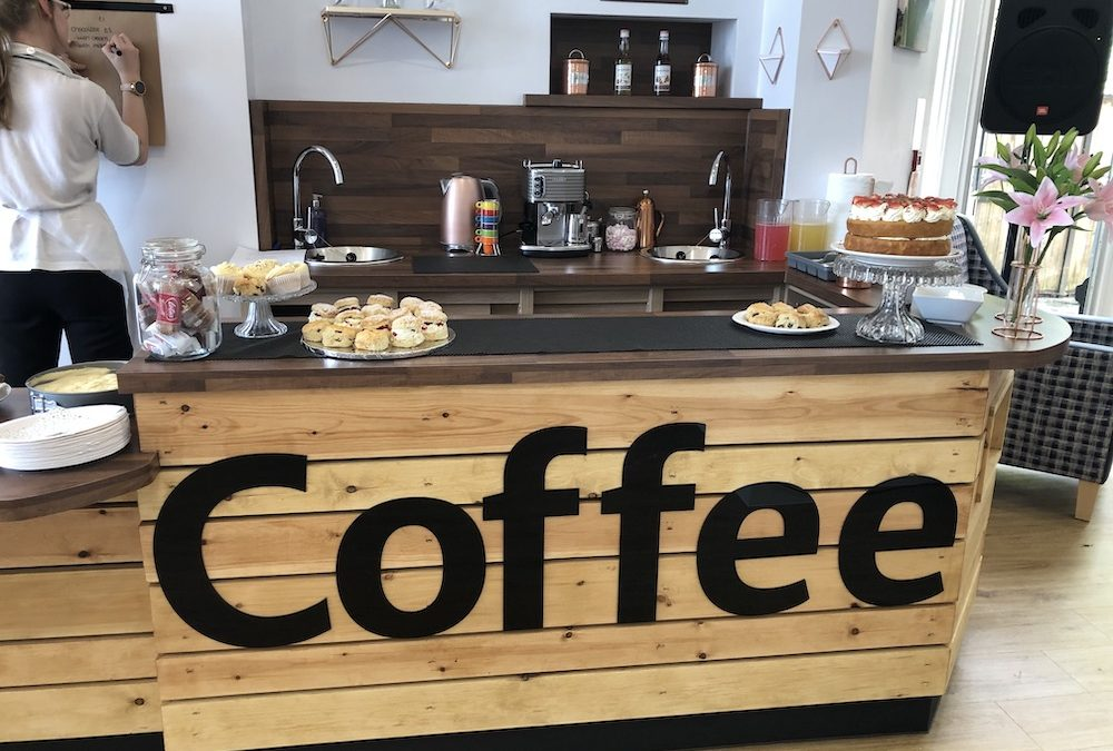 New cafe opens at Heathfield Apartments in Swansea