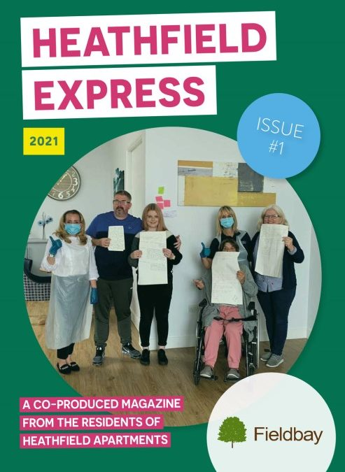 Heathfield Express is launched