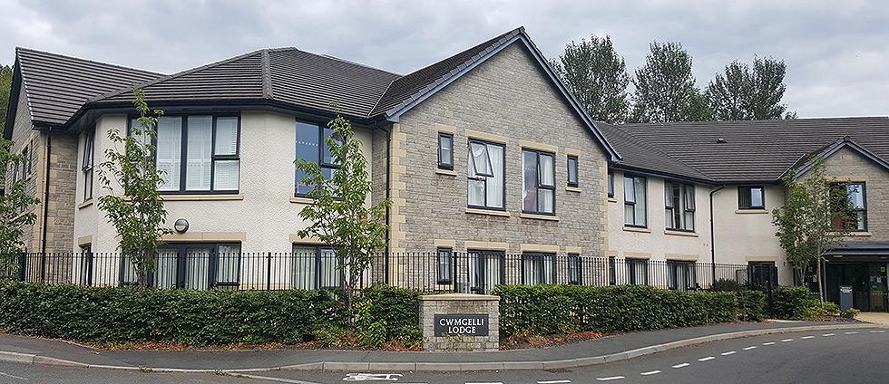 Cwmgelli Lodge Nursing Home
