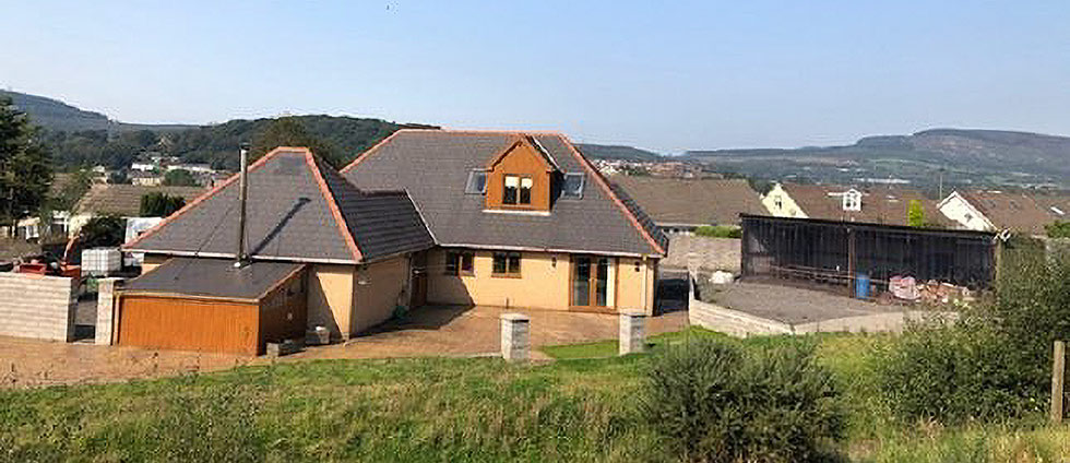 Garth Mountain, Supported Living